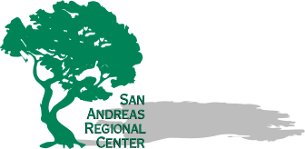 san andreas regional center logo